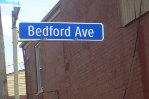 Bedford Avenue is the street August Wilson lived during his childhood ©2015 RJ WAGG PHOTO