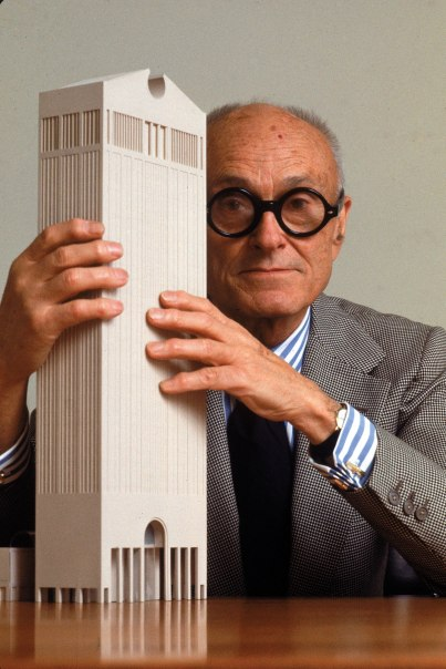 Phillip Johnson Architect 1906 - 2005 Age- 98