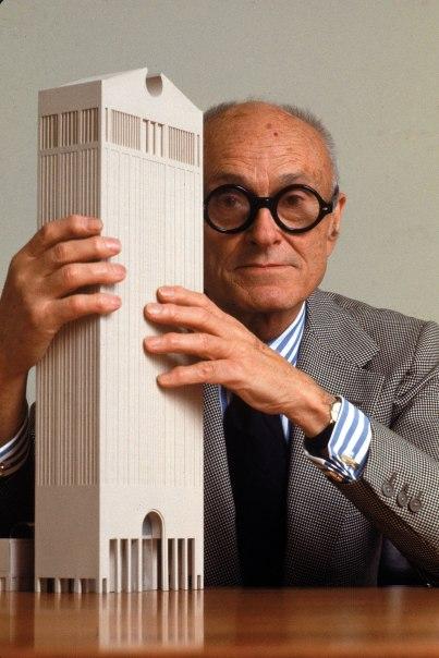 Phillip Johnson Architect 1906 - 2005 Age- 98