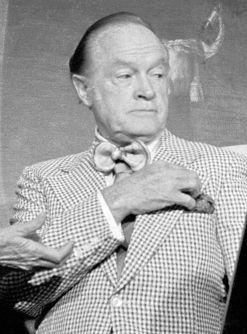 Bob Hope Comedian 1903 - 2003 Age - 100