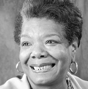 Maya Angelou Poet, Author, Educator 1928 - 2014 Age - 86