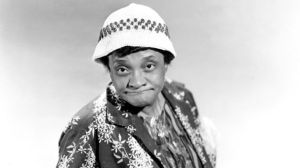 Moms Mabley Comedienne 1894 - 1975 Age - 81